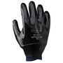 SHOWA® Size 10 Black Cotton Lined Neoprene Chemical Resistant Gloves