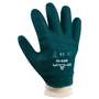 SHOWA® Size 10 Green Cotton Lined PVC Chemical Resistant Gloves