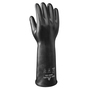 SHOWA® Size 10 Black 28 mil Viton® Chemical Resistant Gloves