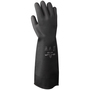 SHOWA® Size 9 Black 30 mil Neoprene Chemical Resistant Gloves