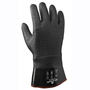 SHOWA® Size 10 Black Neoprene Cotton/Foam Insulation Lined Cold Weather Gloves
