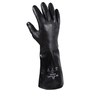 SHOWA® Size 9 Black 15 Gauge Seamless Knit Lined Neoprene Chemical Resistant Gloves