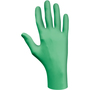 SHOWA™ Large Green 5 mil Latex USP Grade Lightly Powdered Disposable Gloves (100 Gloves Per Box)