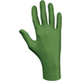 SHOWA® X-Large Green Eco Best Technology® (EBT) 4 Mil Latex-Free Nitrile Powder Free Biodegradable Disposable Gloves (100 Gloves Per Box)