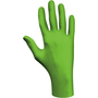 SHOWA™ Large Green N-DEX® 4 mil Latex Free Nitrile Powder-Free Disposable Gloves (100 Gloves Per Box)