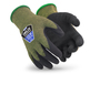 HexArmor® Medium Helix™ 2080 13 Gauge DuPont™ Kevlar® And Steel Cut Resistant Gloves With Foam Nitrile Coated Palm