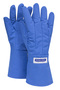 National Safety Apparel® Small 3M™ Scotchlite™ Thinsulate™ Teflon™ Laminated Nylon Waterproof Cryogen Gloves