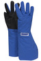 National Safety Apparel® Large 3M™ Scotchlite™ Thinsulate™ Teflon™ Laminated Nylon Cryogen Gloves With Silicone Coated Para-Aramid SaferGrip™ Palm And Thumb
