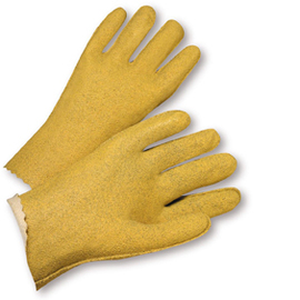 West Chester X-Large PVC Work Gloves With Jersey Liner And Slip On Cuff