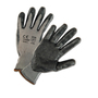 PIP® X-Large PosiGrip® 13 Gauge Black Nitrile Palm And Finger Coated Work Gloves With Polyester Liner And Knit Wrist