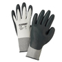 West Chester Medium PosiGrip 15 Gauge Nitrile Work Gloves With Nylon Liner And Knit Wrist