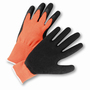 West Chester Medium PosiGrip 10 Gauge Latex Work Gloves With Polyester Liner And Rib Knit Cuff