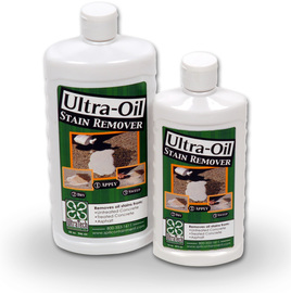 UltraTech 32 oz Ultra-Oil Stain Remover® White Citrus Based Phosphate Free And Environmentally Friendly Liquid Oil Stain Remover
