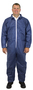 Seidman And Associates 2X Blue Safety Zone® Polypropylene Disposable Coveralls