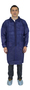 Seidman And Associates 4X Blue Safety Zone® Polypropylene Disposable Lab Coat