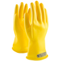 Protective Industrial Products Size 10 Yellow Rubber Class 00 Linesmens Gloves