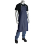 PIP® One Size Fits Most Blue One Pocket Denim Apron