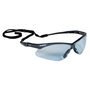 Kimberly-Clark Professional* KleenGuard™ Nemesis* Blue Safety Glasses With Blue Hard Coat Lens (Lead time for this product may be longer than normal.)