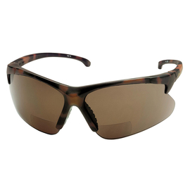 Kimberly-Clark Professional* KleenGuard™ 30-06* +1.5 Diopter Readers Tortoise Safety Glasses With Brown Hard Coat Lens (Lead time for this product may be longer than normal.)