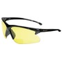Kimberly-Clark Professional* Jackson Safety* 30-06* RX Readers 2 Black Safety Glasses With Amber Hard Coat Lens