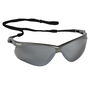 Kimberly-Clark Professional* KleenGuard™ Nemesis* Gray Safety Glasses With Smoke Hard Coat Lens (Lead time for this product may be longer than normal.)