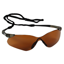 Kimberly-Clark Professional* KleenGuard™ Nemesis* VL Camo Safety Glasses With Bronze Hard Coat Lens (Availability restrictions apply.)