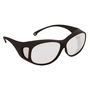 Kimberly-Clark Professional* KleenGuard™ OTG* Over the Glasses Black Safety Glasses With Clear Anti-Fog/Hard Coat Lens (Lead time for this product may be longer than normal.)