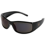 Kimberly-Clark Professional* Smith & Wesson® Elite* Black Safety Glasses With Smoke Hard Coat Lens (Lead time for this product may be longer than normal.)