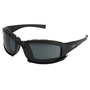 Kimberly-Clark Professional* KleenGuard™ Calico* Black Safety Glasses With Gray Anti-Fog/Anti-Scratch Lens (Lead time for this product may be longer than normal.)