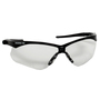 Kimberly-Clark Professional* KleenGuard™ Nemesis* +2.0 Diopter Readers Black Safety Glasses With Clear Hard Coat Lens