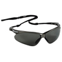 Kimberly-Clark Professional* KleenGuard™ Nemesis* Gray Safety Glasses With Smoke Polarized/Hard Coat Lens