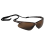 Kimberly-Clark Professional* KleenGuard™ Nemesis* Brown Safety Glasses With Brown Polarized/Hard Coat Lens