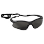 Kimberly-Clark Professional* KleenGuard™ Nemesis* Small Black Safety Glasses With Smoke Hard Coat Lens (Lead time for this product may be longer than normal.)