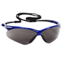 Kimberly-Clark Professional* KleenGuard™ Nemesis* Blue Safety Glasses With Smoke Anti-Fog/Hard Coat Lens (Lead time for this product may be longer than normal.)
