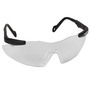Kimberly-Clark Professional* Smith & Wesson® Magnum® Black Safety Glasses With Clear Hard Coat Lens