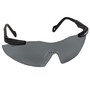 Kimberly-Clark Professional* Smith & Wesson® Magnum® Black Safety Glasses With Smoke Hard Coat Lens