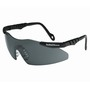 Kimberly-Clark Professional* Smith & Wesson® Magnum® 3G Mini Black Safety Glasses With Smoke Hard Coat Lens