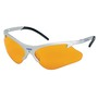 Kimberly-Clark Professional* Smith & Wesson® Code 4* Platinum Safety Glasses With Orange Hard Coat Lens