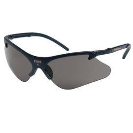 Kimberly-Clark Professional* Smith & Wesson® Code 4* Black Safety Glasses With Smoke Hard Coat Lens
