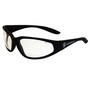 Kimberly-Clark Professional* Smith & Wesson® 38 Special* Black Safety Glasses With Clear Hard Coat Lens