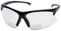 Kimberly-Clark Professional* Jackson Safety* 30-06* RX Readers 1 Black Safety Glasses With Clear Hard Coat Lens