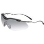 Kimberly-Clark Professional* Smith & Wesson® Sigma* Gunmetal Safety Glasses With Clear Indoor-Outdoor/Hard Coat Lens