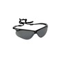 Kimberly-Clark Professional* Jackson Safety* Nemesis* Black Safety Glasses With Smoke Mirror/Hard Coat Lens