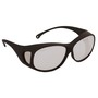 Kimberly-Clark Professional* Jackson Safety* OTG* Black Safety Glasses With Clear Anti-Fog/Hard Coat Lens