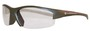Kimberly-Clark Professional* Smith & Wesson® Equalizer* Gunmetal Safety Glasses With Clear Hard Coat Lens