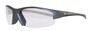 Kimberly-Clark Professional* Smith & Wesson® Equalizer* Gunmetal Safety Glasses With Clear Anti-Fog/Hard Coat Lens