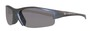 Kimberly-Clark Professional* Smith & Wesson® Equalizer* Gunmetal Safety Glasses With Smoke Anti-Fog/Hard Coat Lens