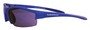 Kimberly-Clark Professional* Smith & Wesson® Equalizer* Blue Safety Glasses With Blue Mirror/Hard Coat Lens
