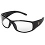 Kimberly-Clark Professional* Smith & Wesson® Elite* Black Safety Glasses With Clear Anti-Fog/Hard Coat Lens