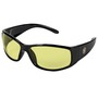 Kimberly-Clark Professional* Smith & Wesson® Elite* Black Safety Glasses With Amber Anti-Fog/Hard Coat Lens